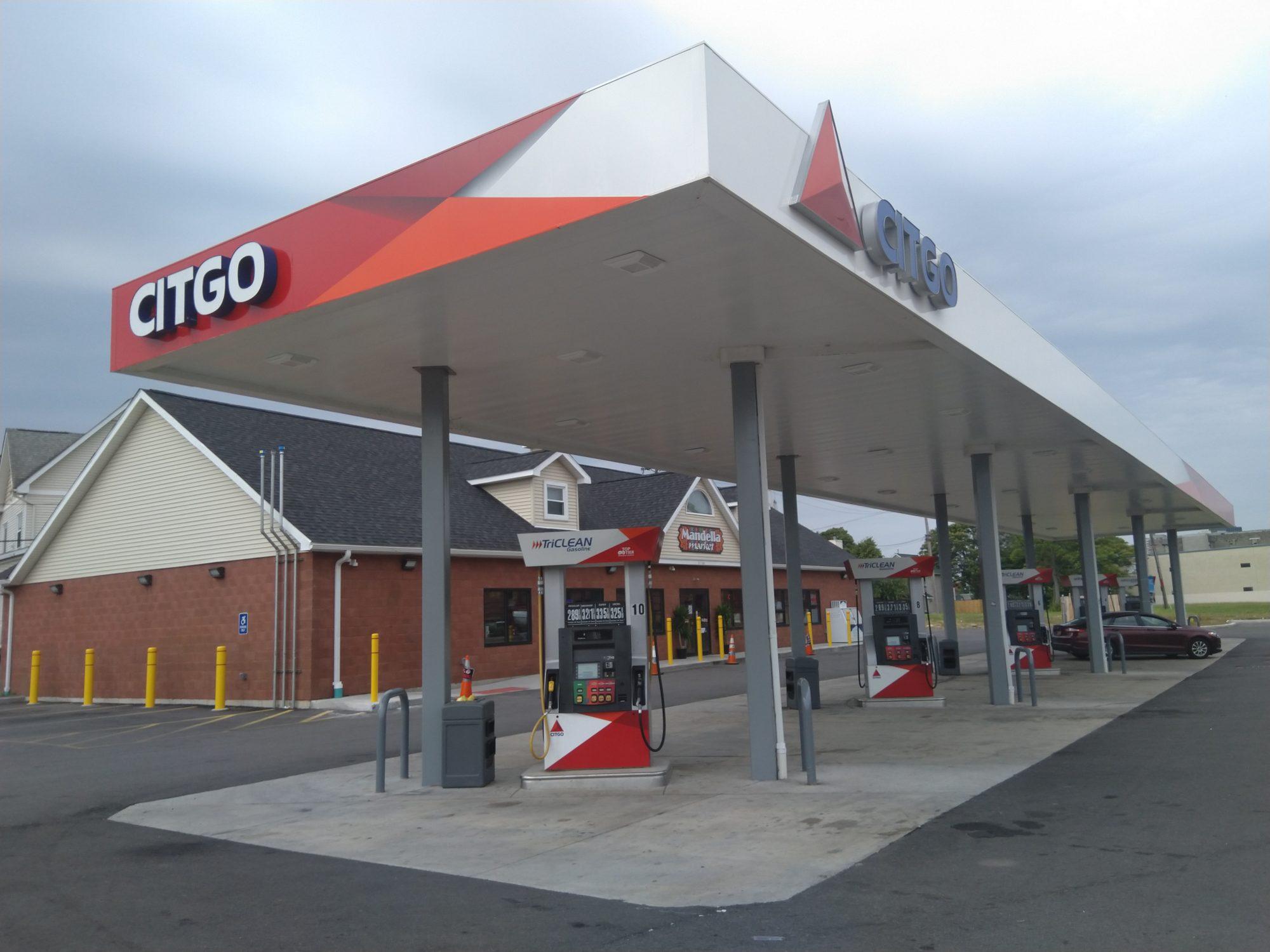 Mandella Market Gas Station